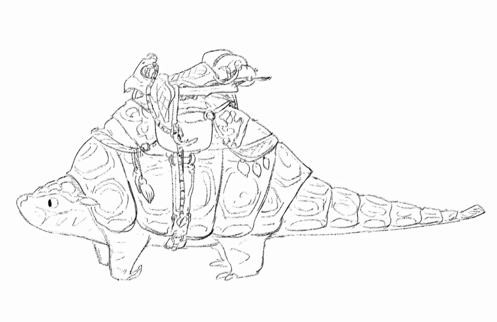 Raya et le Dernier Dragon [Walt Disney - 2021] - Page 14 Raya_217