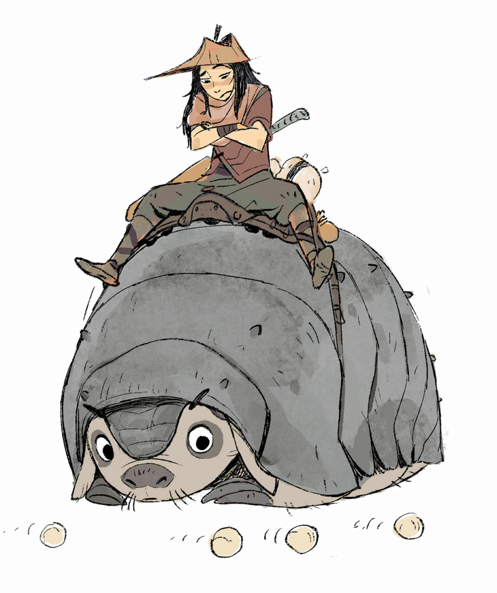 Raya et le Dernier Dragon [Walt Disney - 2021] - Page 14 Raya_218