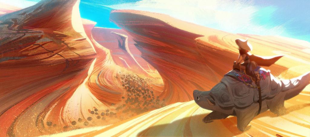 Raya et le Dernier Dragon [Walt Disney - 2021] - Page 14 Raya_222