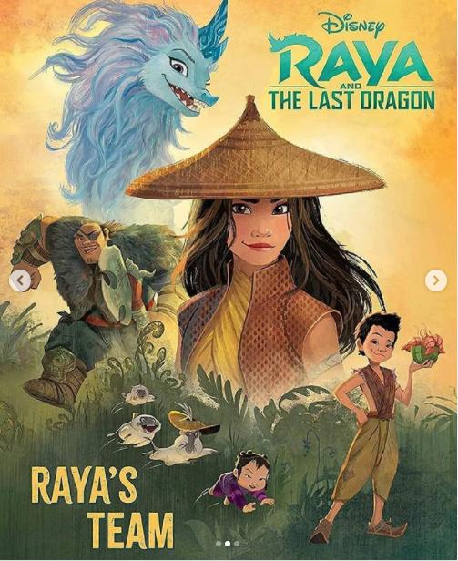 Raya et le Dernier Dragon [Walt Disney - 2021] - Page 8 Raya_310