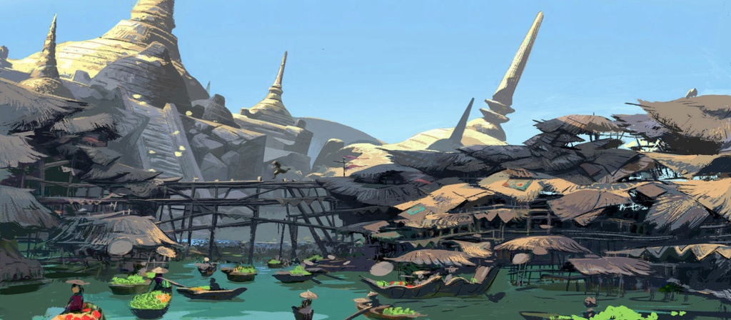 Raya et le Dernier Dragon [Walt Disney - 2021] - Page 14 Raya_320