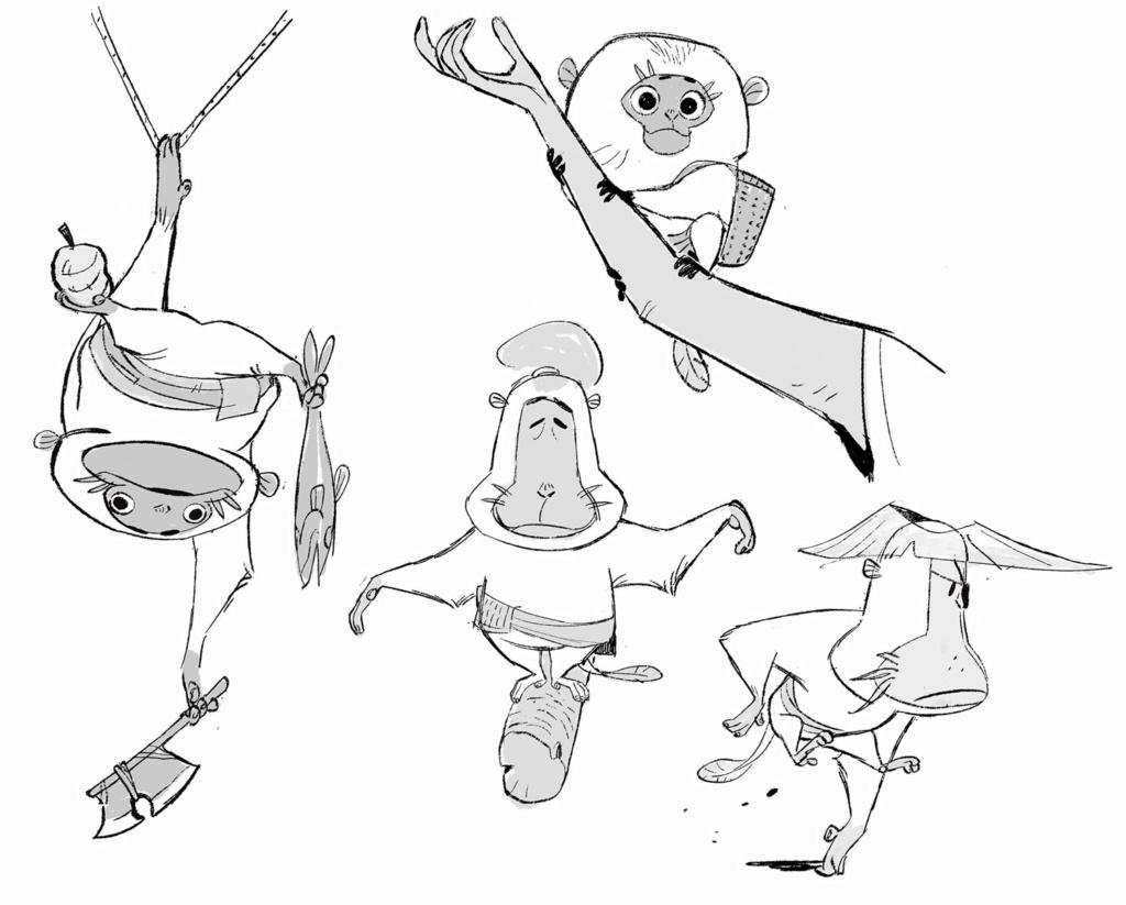 Raya et le Dernier Dragon [Walt Disney - 2021] - Page 14 Raya_413