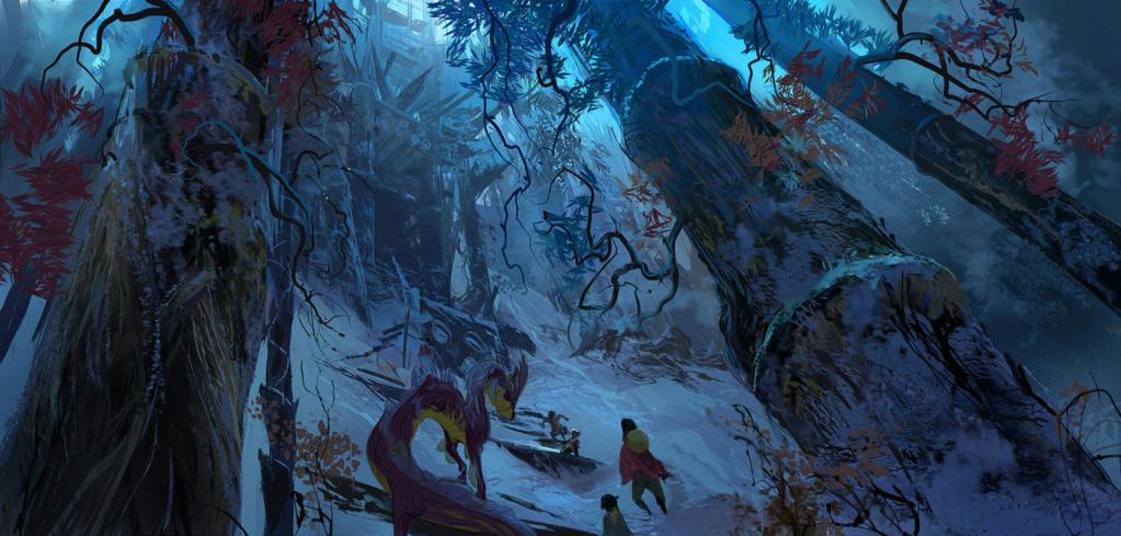 Raya et le Dernier Dragon [Walt Disney - 2021] - Page 14 Raya_420