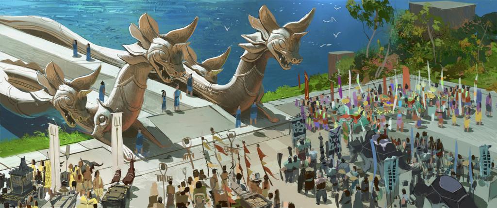 Raya et le Dernier Dragon [Walt Disney - 2021] - Page 14 Raya_511