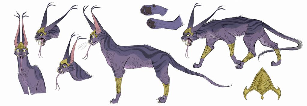 Raya et le Dernier Dragon [Walt Disney - 2021] - Page 14 Raya_520