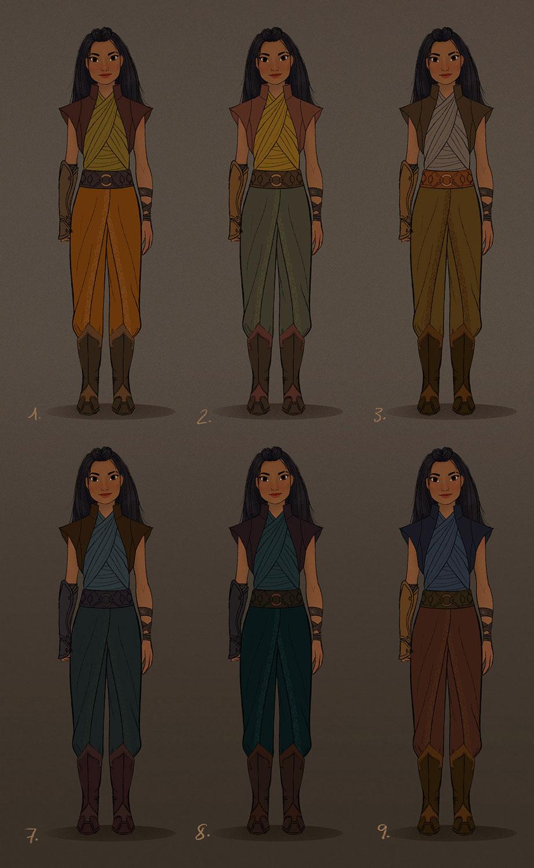 Raya et le Dernier Dragon [Walt Disney - 2021] - Page 14 Raya_910