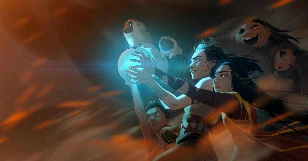 Raya et le Dernier Dragon [Walt Disney - 2021] - Page 21 Raya_m10