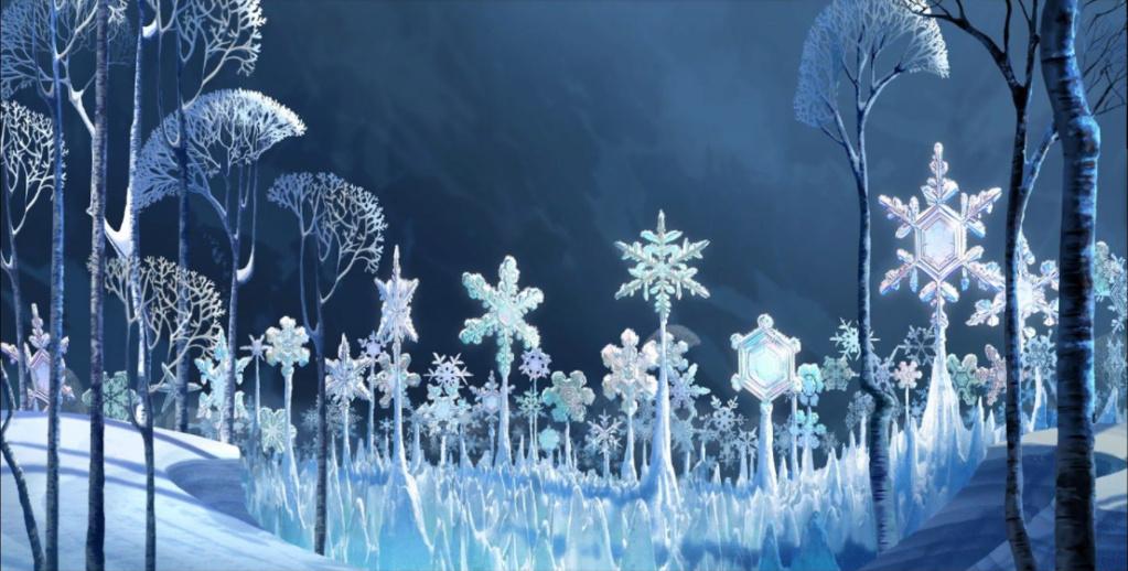 Clochette et le Secret des Fées [DisneyToon - 2012] - Page 14 Snow10
