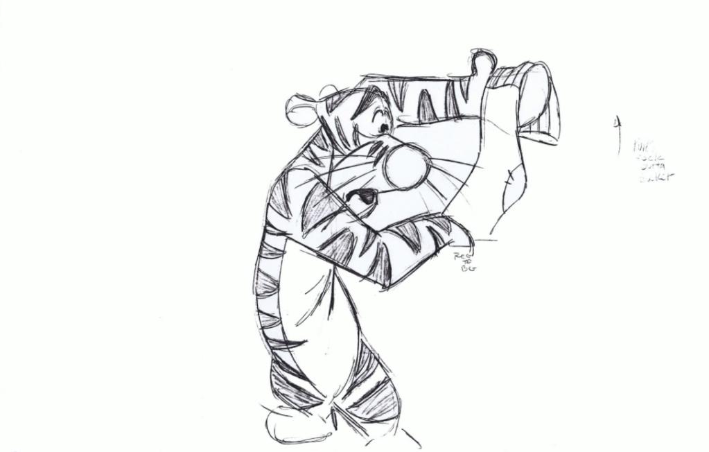 Les Aventures de Tigrou ...et de Winnie l'Ourson [DisneyToon - 2000] Tigger10