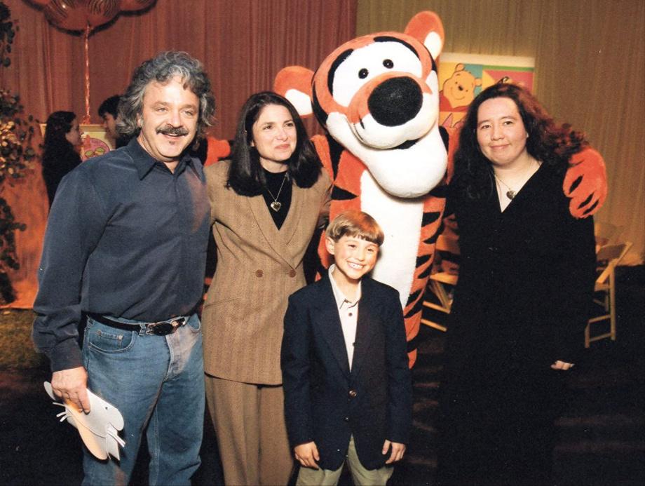 Les Aventures de Tigrou ...et de Winnie l'Ourson [DisneyToon - 2000] Tigger14