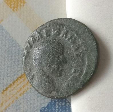 AE20 provincial de Alejandro Severo. Nicea 3310