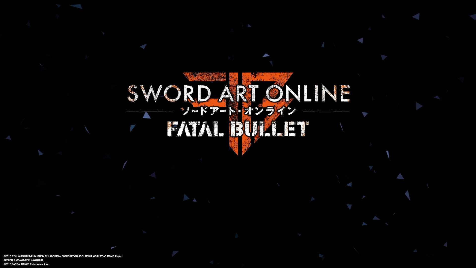 Review: Sword Art Online Fatal Bullet (PS4 Retail) Title10
