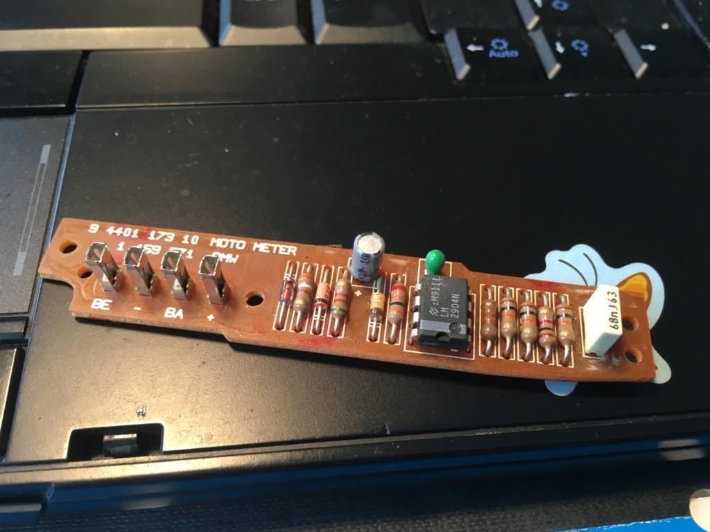 WTB Speedometer Circuit Board. 00122