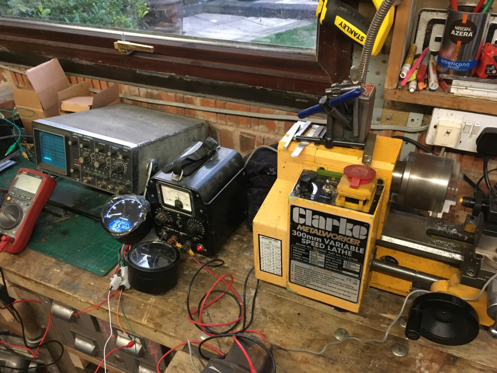 WTB Speedometer Circuit Board. 01811