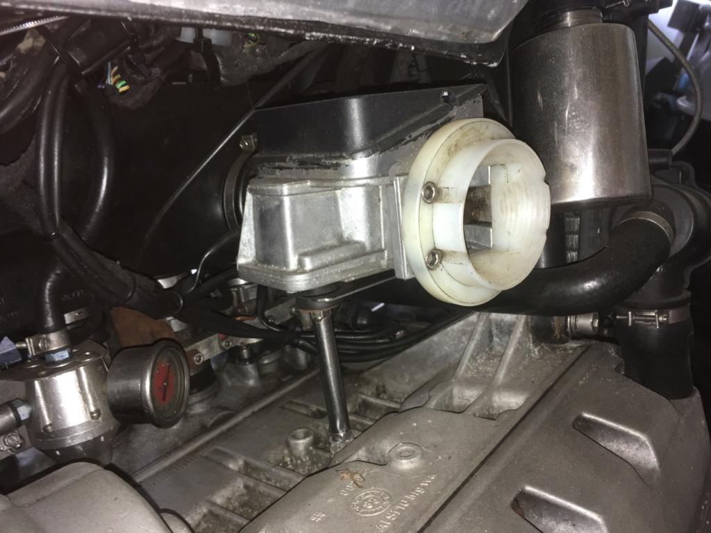 Air Box to Pod Filter 02710