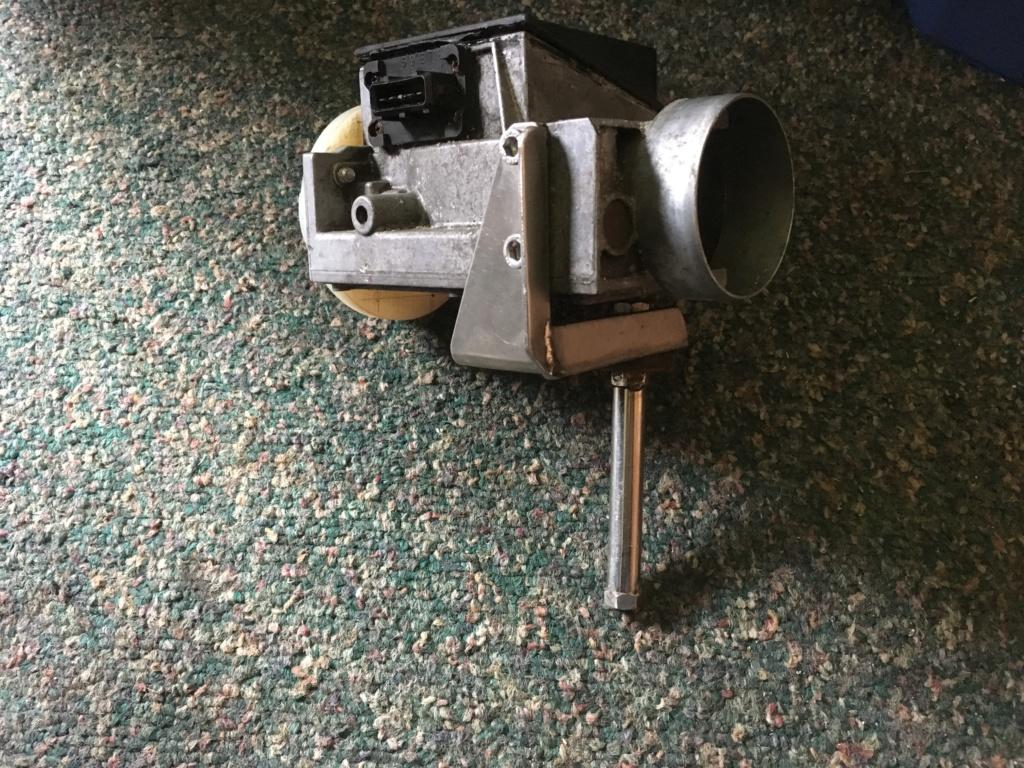 Air Box to Pod Filter 03210