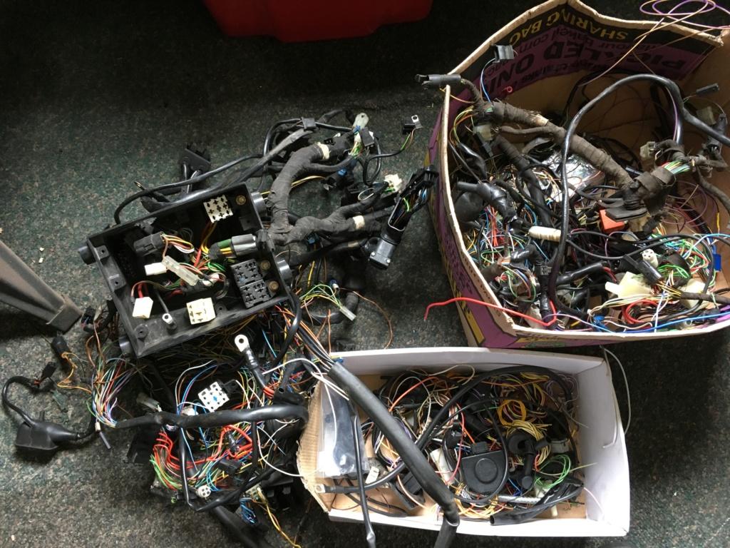 Basic Bike function Wiring Harness Cf737f10