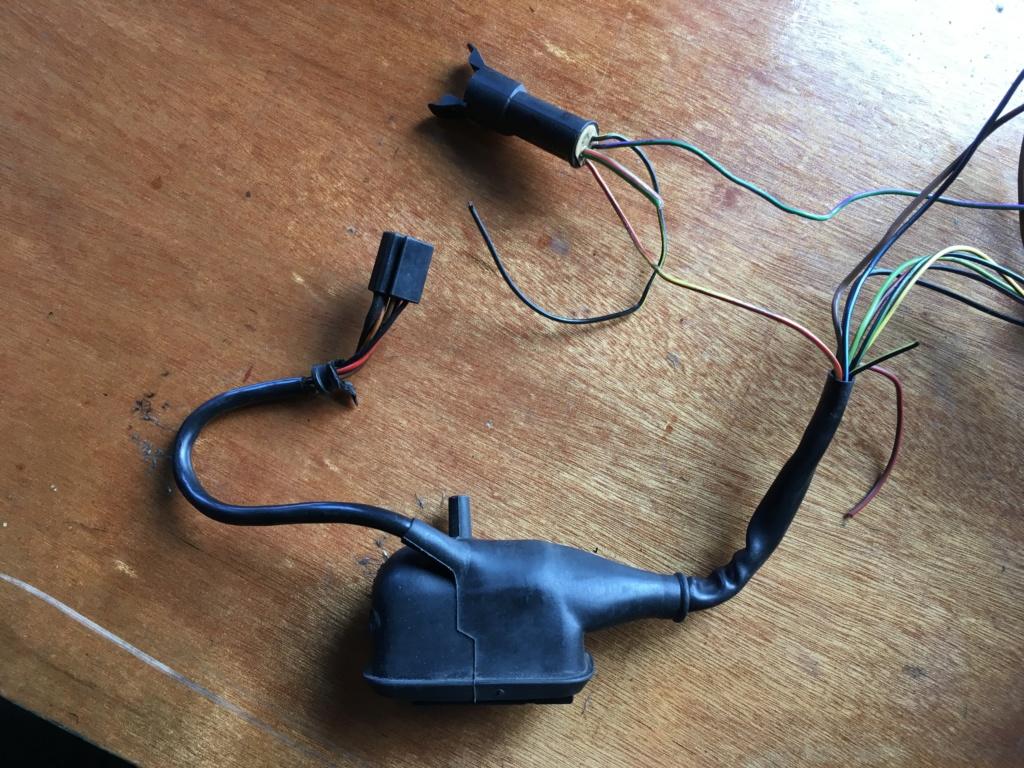 Basic Bike function Wiring Harness E3a55c10