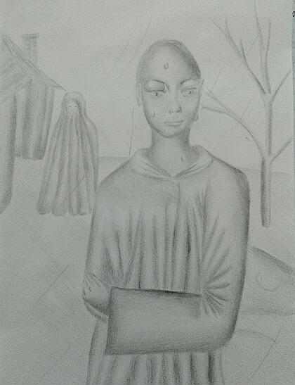 Мои рисунки ручкой и карандашом. - Страница 3 00410
