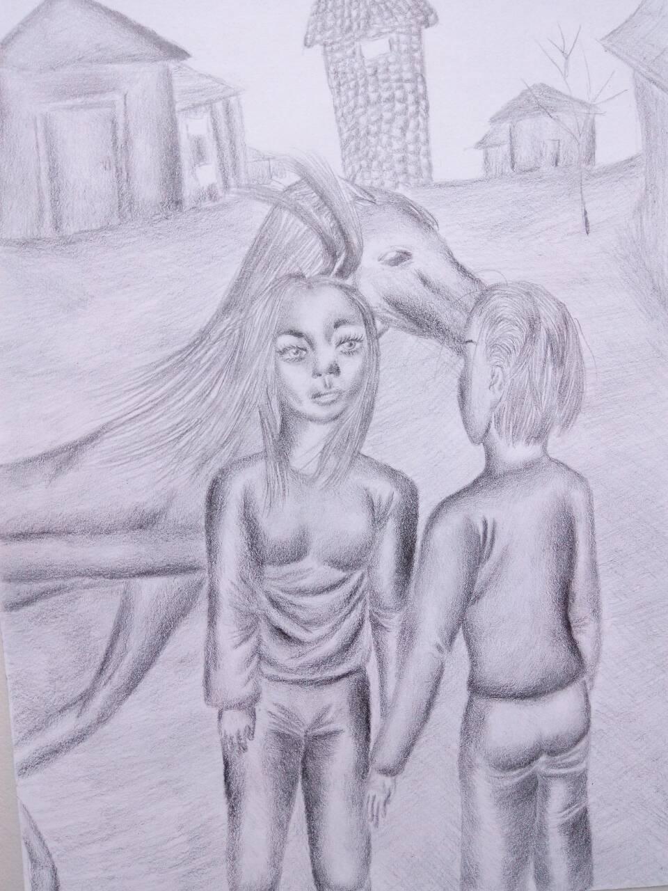 Мои рисунки ручкой и карандашом. - Страница 3 004_210