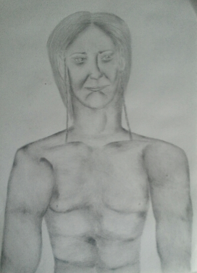 Мои рисунки ручкой и карандашом. - Страница 4 04610