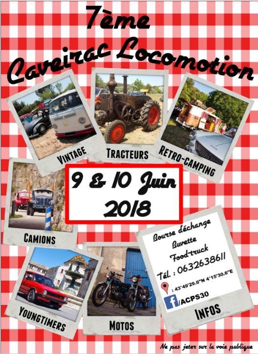 30 - CAVEIRAC : 7ème locomotion les 9 et 10 Juin 2018 713