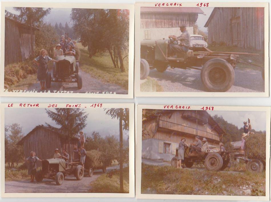 Des CITROËN transformées en tracteur.... - Page 2 813