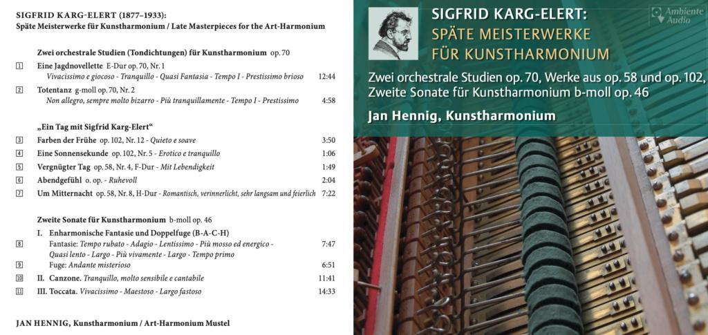Nouvelle sortie de CD: Karg-Elert - 2. Sonate Cd6-bo11