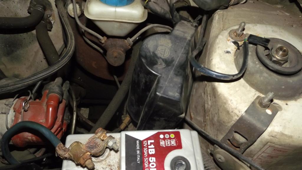 moto ventilateur 205 phase 1 hs Bobine10
