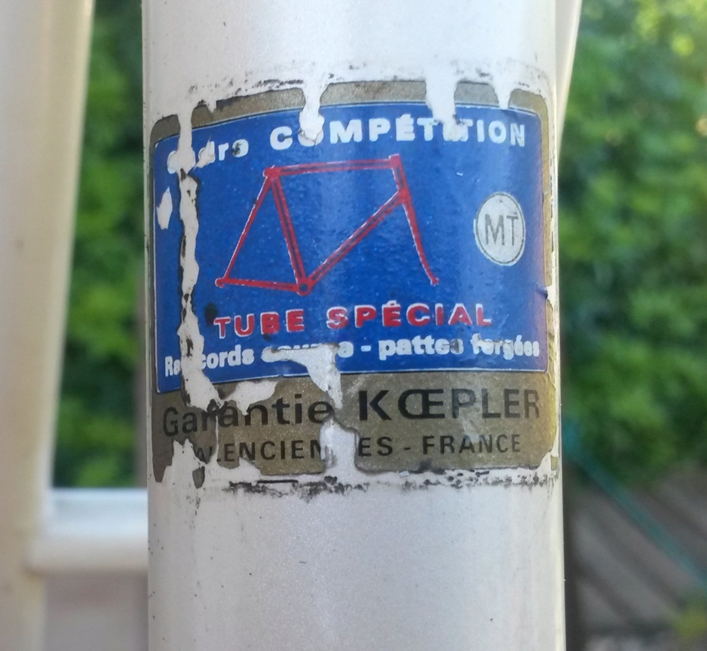 koepler - Eddy KOEPLER   CAMPINELLI 1980 REYNOLDS SMS 20180769