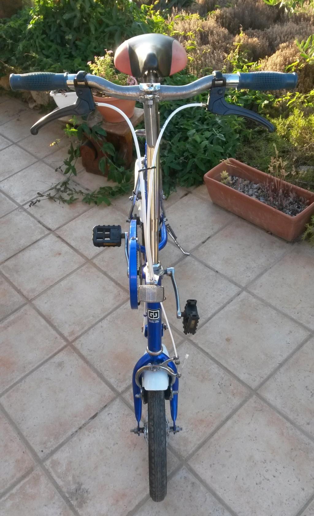 GoGo bike   1999 20190813