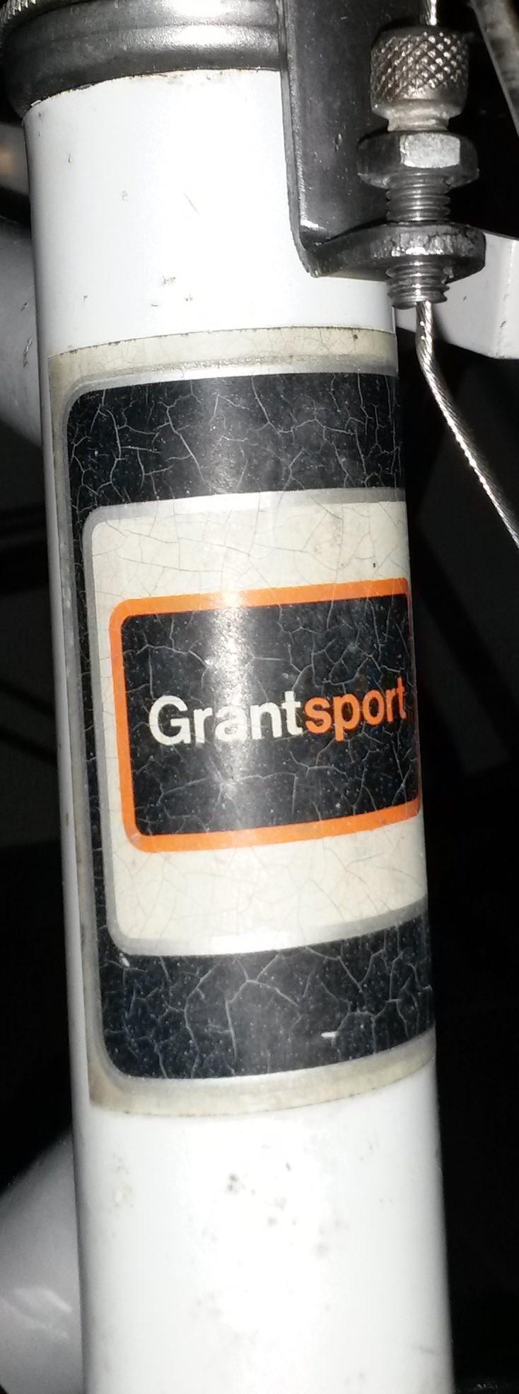 GRANTSPORT 1974 by HUFFY Bike Co 20191192