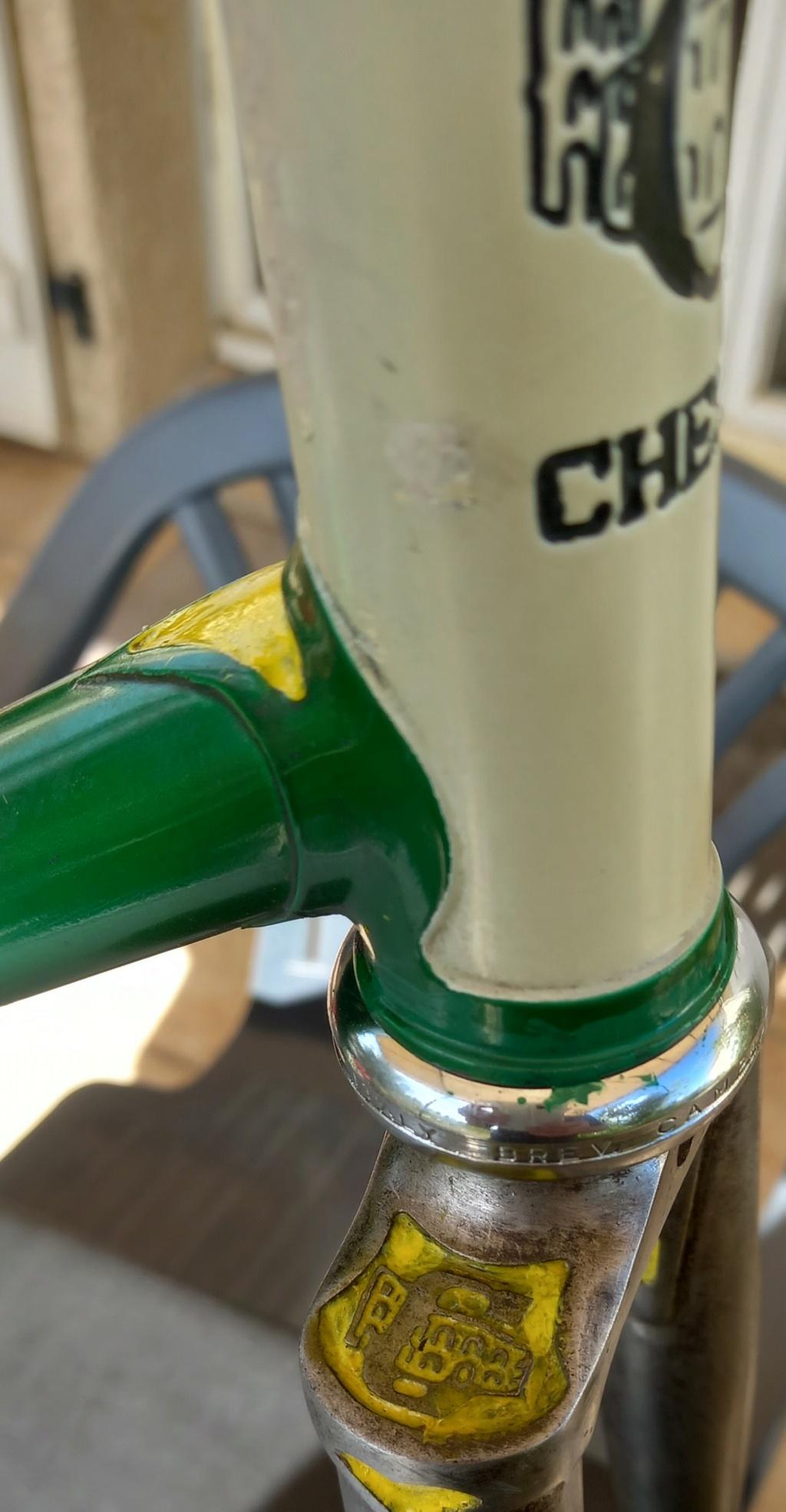 CHESINI PRECISION 1974  Columbus speciale 20211018