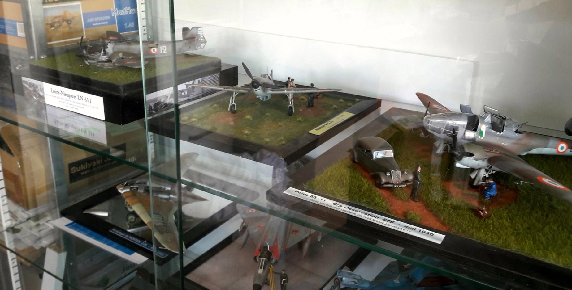 [Concours Aéronavale] Loire Nieuport 401/411 -  Special hobby 1/48 - crash à Villereau -le sacrifice des marins aviateurs du 19 mai 1940 - Mission Berlaimont  Image115