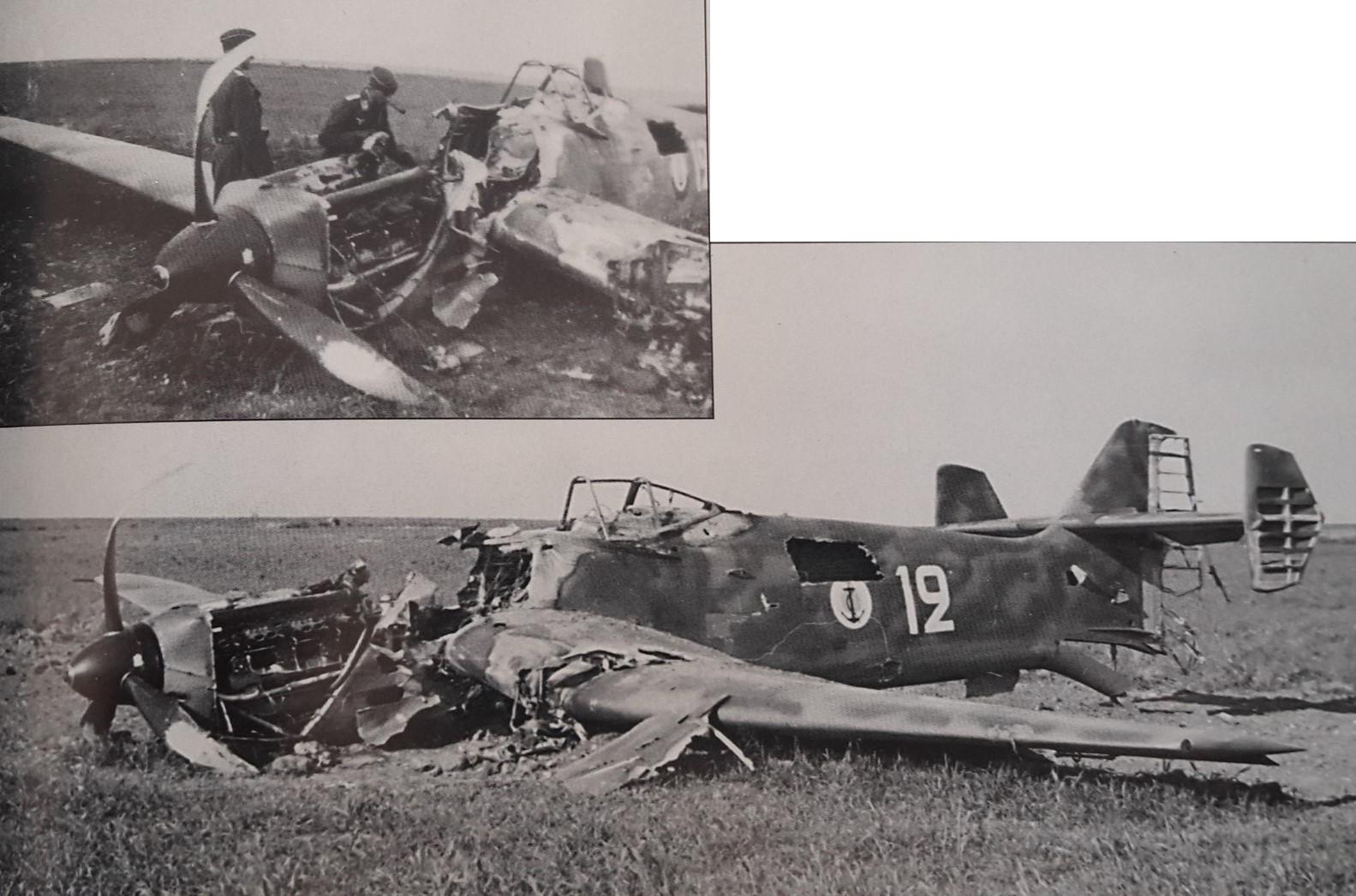 [Concours Aéronavale] Loire Nieuport 401/411 -  Special hobby 1/48 - crash à Villereau -le sacrifice des marins aviateurs du 19 mai 1940 - Mission Berlaimont  Image117