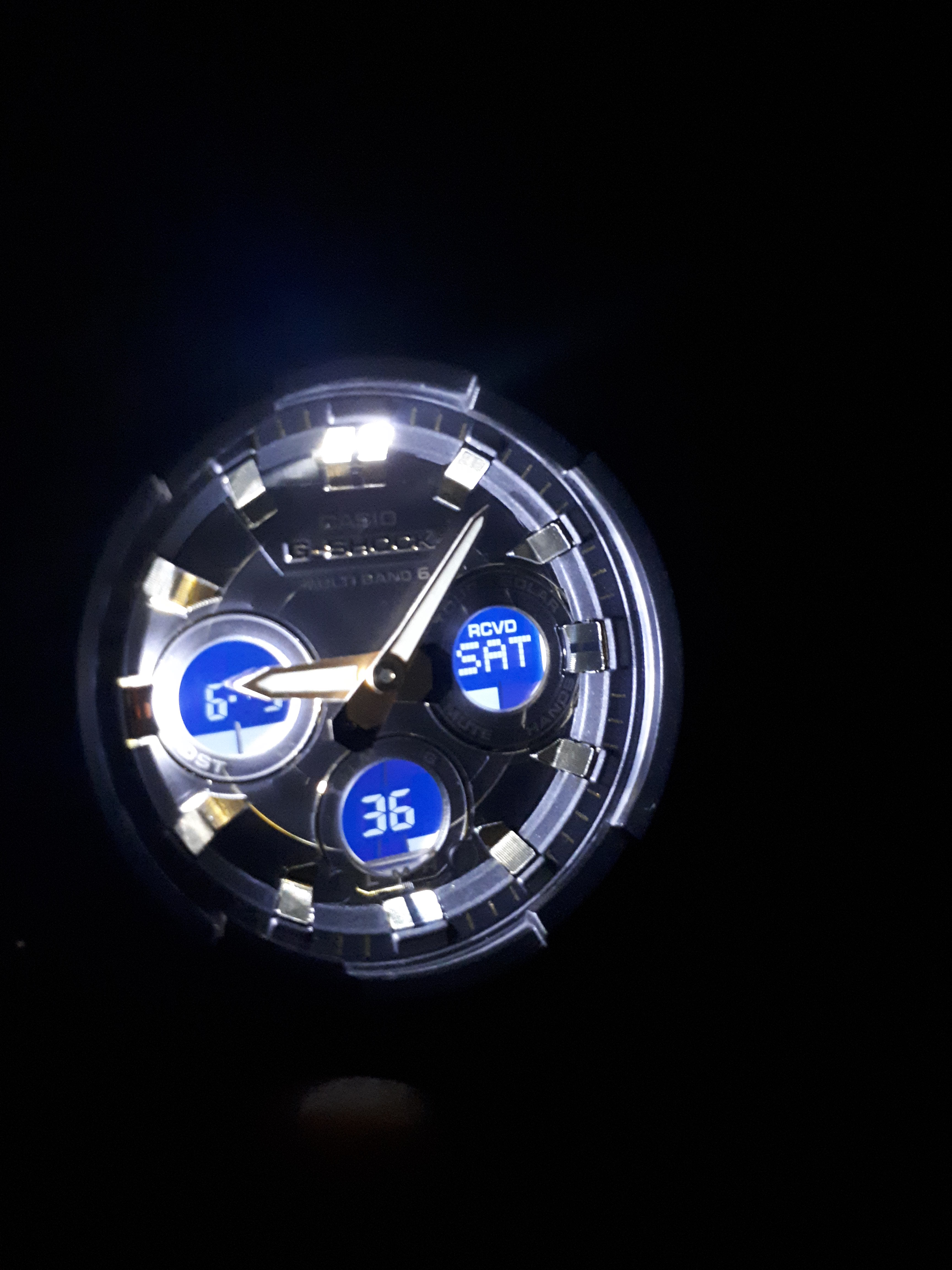 Casio by night 20180620