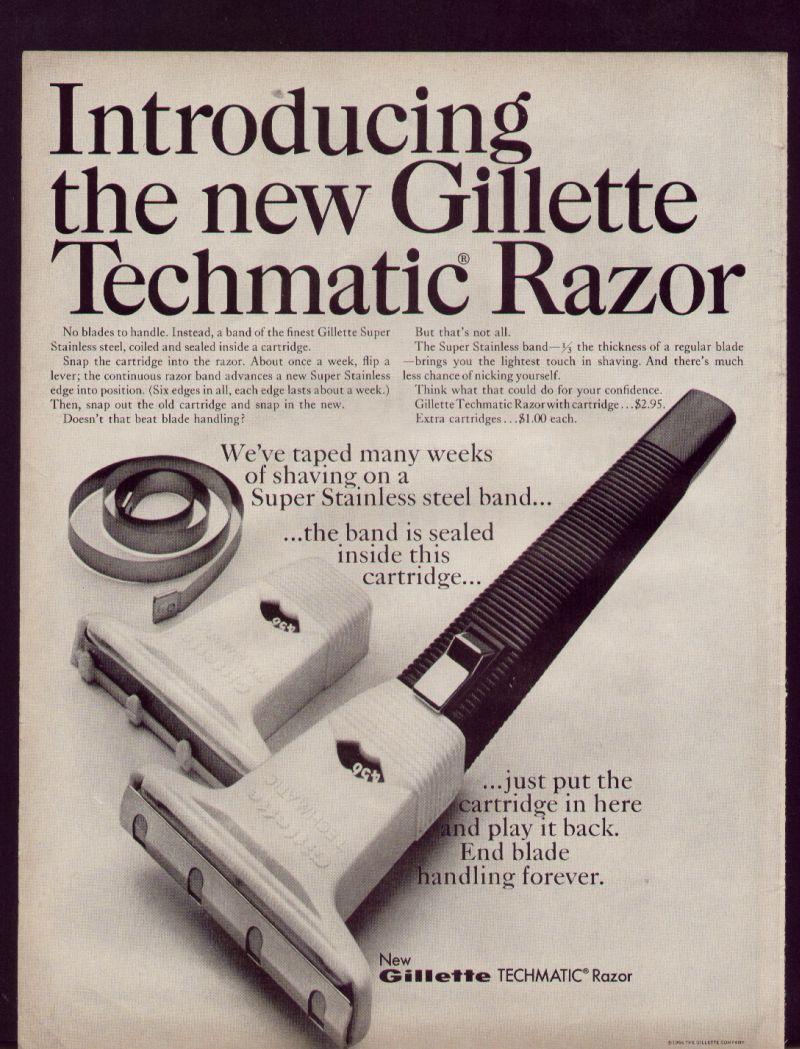 Цікава реклама Gillet10