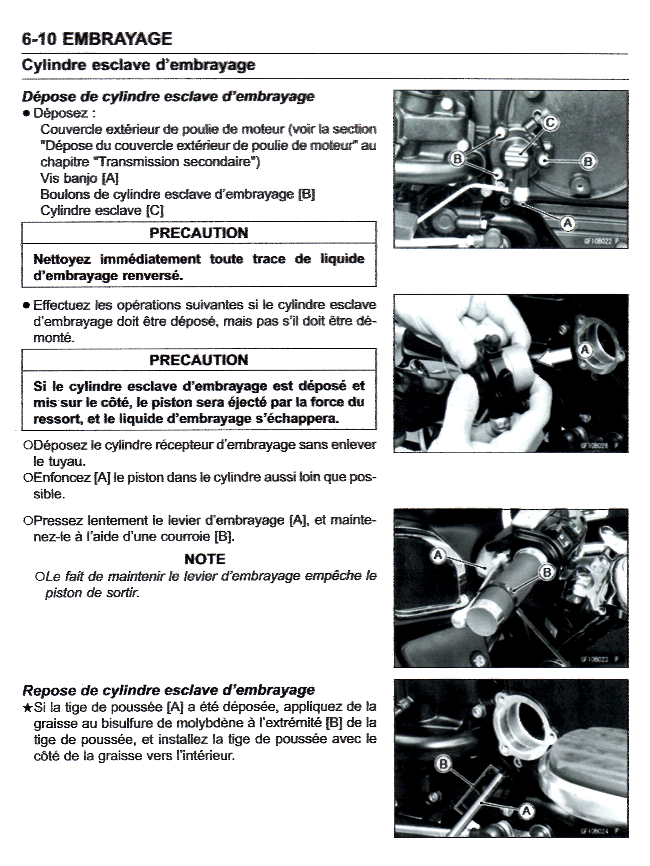 1700 VOYAGER - Nettoyage de la tige d'embrayage Img24610