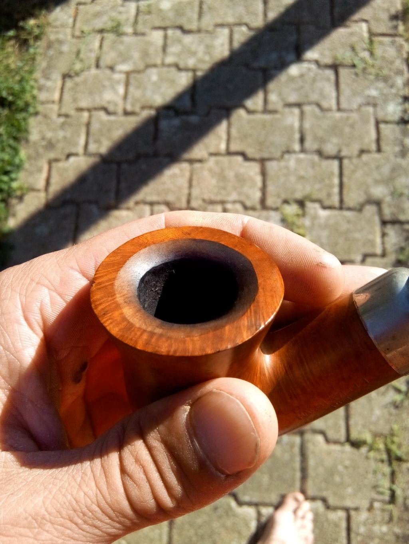 Brocante bourguignone pipe longue italienne Img_2019