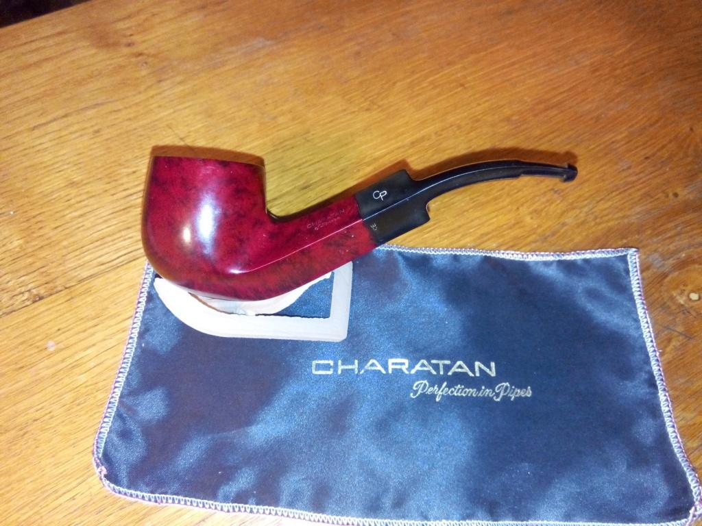 Vend pipe charatan perfection neuve non fumé avec pochette ( vendue ) Img_2072