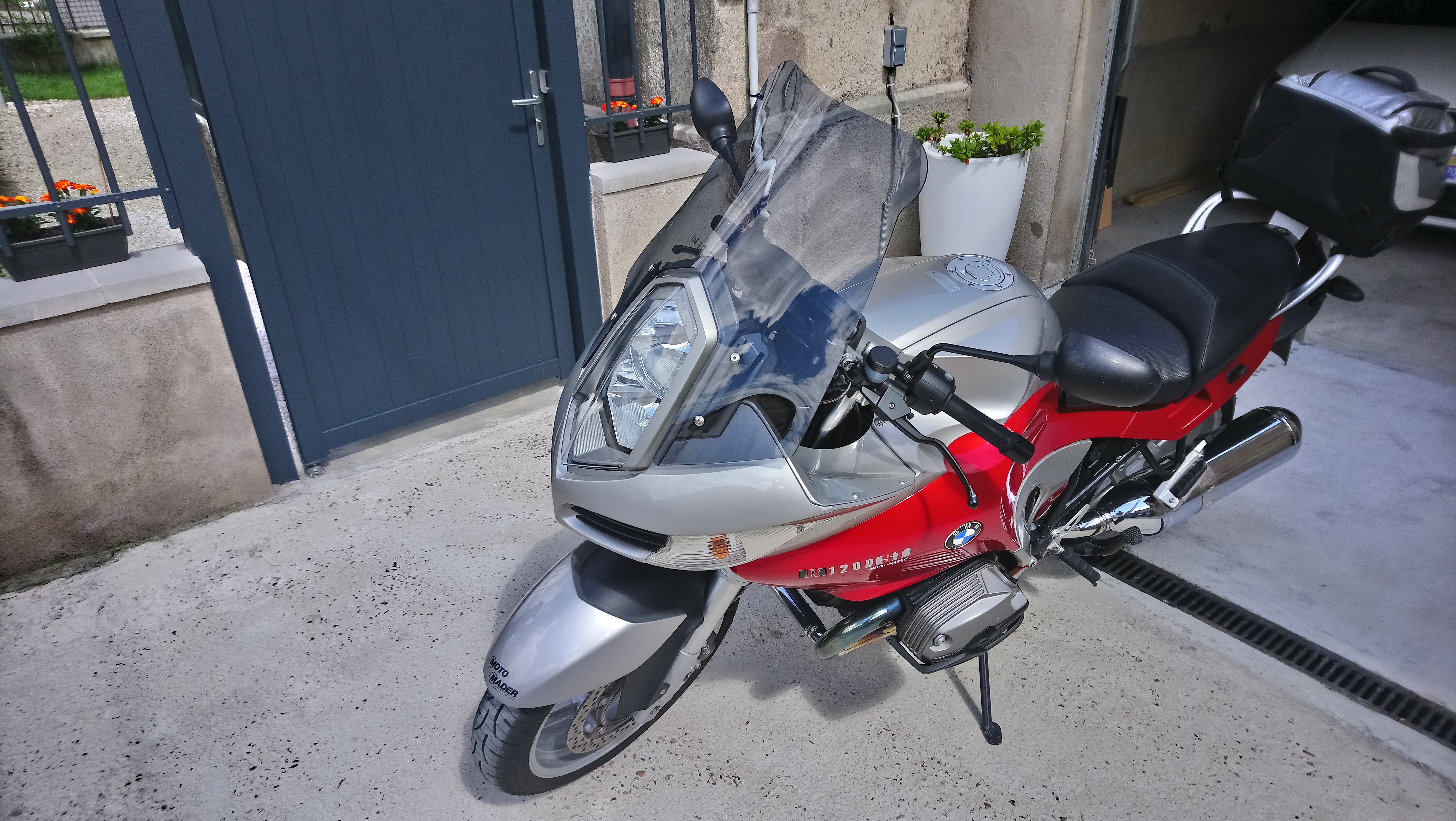 Bulle accessoire R1200ST Dsc_0211