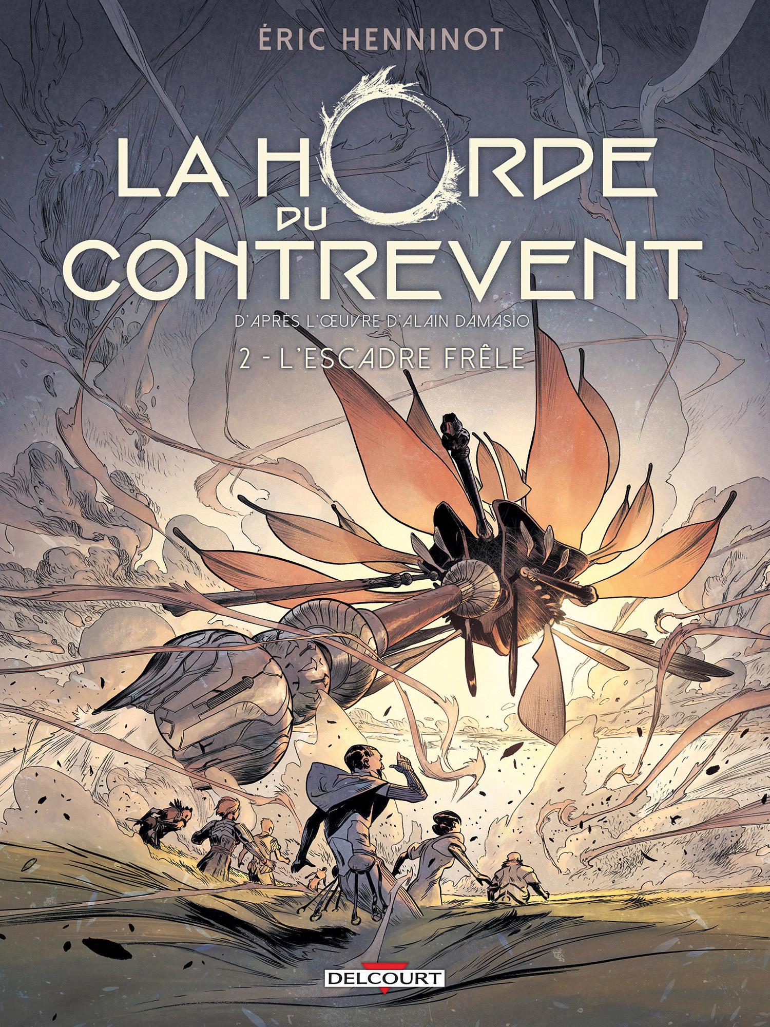 fantastique - Alain Damasio  - Page 3 Horded11