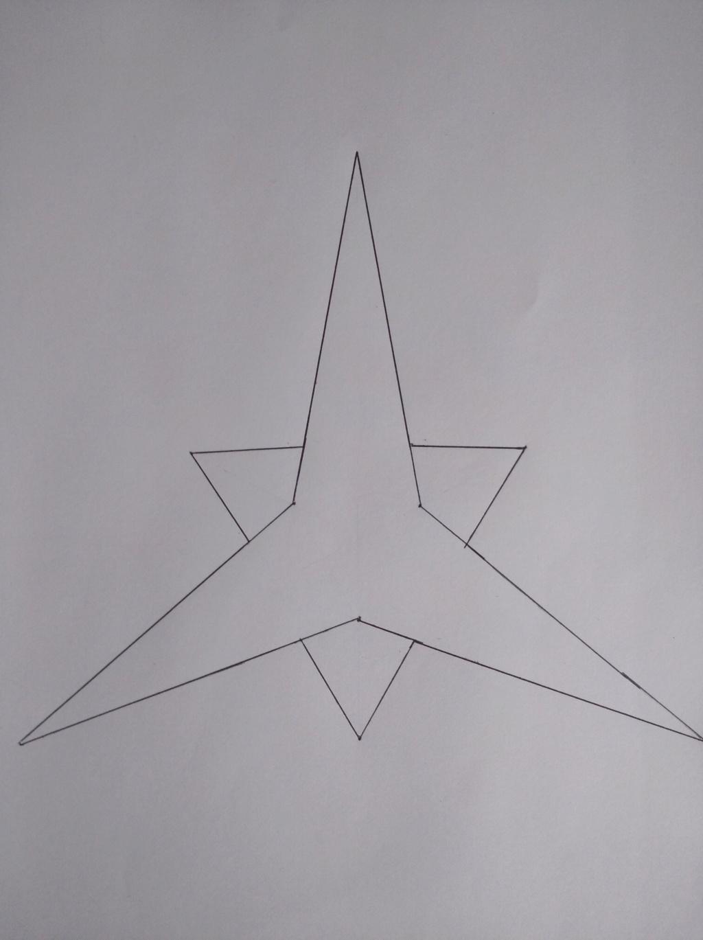 L'Emblème de l'Ordre de l'Aube: l'étoile à six branches Etoile10