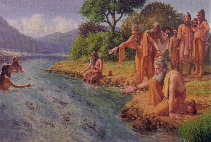Uruvela Kassapa et le Bouddha Uruvel10