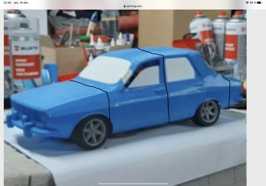 Imprimer une carro de Renault 12 en 3d  006e6f10