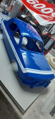Imprimer une carro de Renault 12 en 3d  20200311