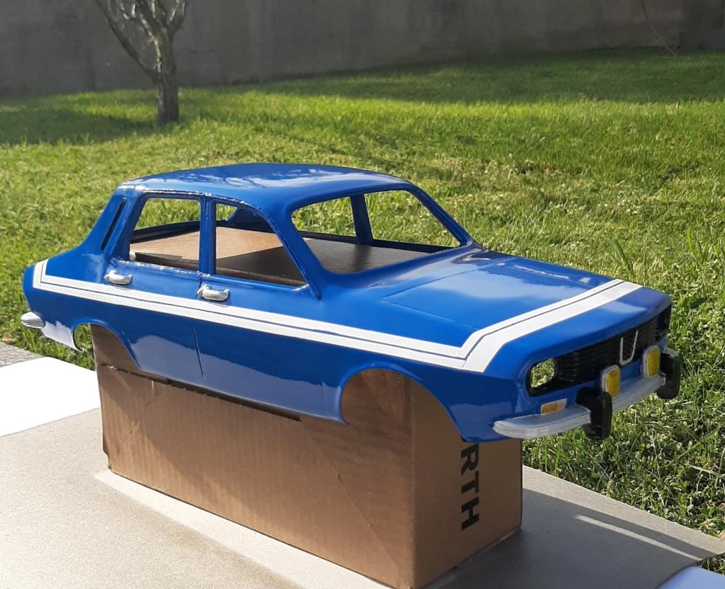 Imprimer une carro de Renault 12 en 3d  20200312
