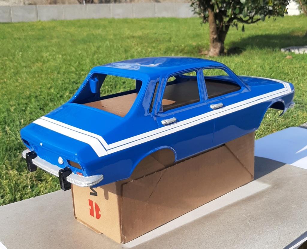 Imprimer une carro de Renault 12 en 3d  20200313