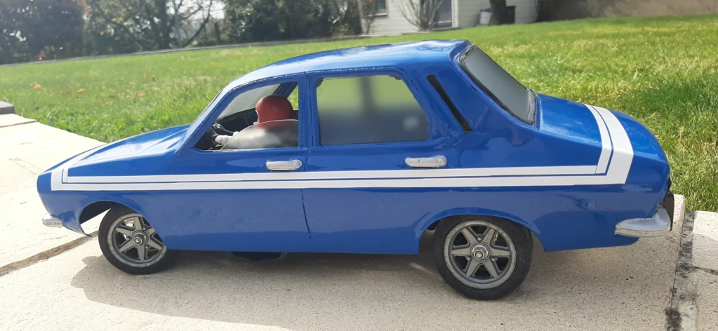 Imprimer une carro de Renault 12 en 3d  20200318