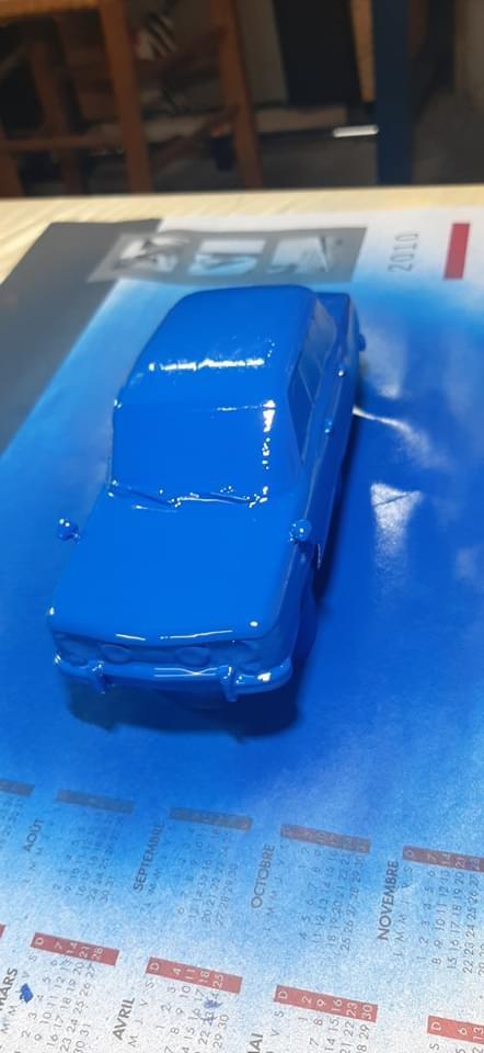 Carrosserie imprimée en 3d Fe9d4610